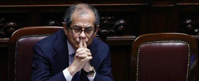 Eurozona, non c'è Tria pe' gatti. Il Quantitative easing è finito