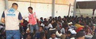 """Migranti, Unhcr: """"Naufragio al largo della Libia. 276 persone riportate a Tripoli, 114 ancora disperse in mare"""""""