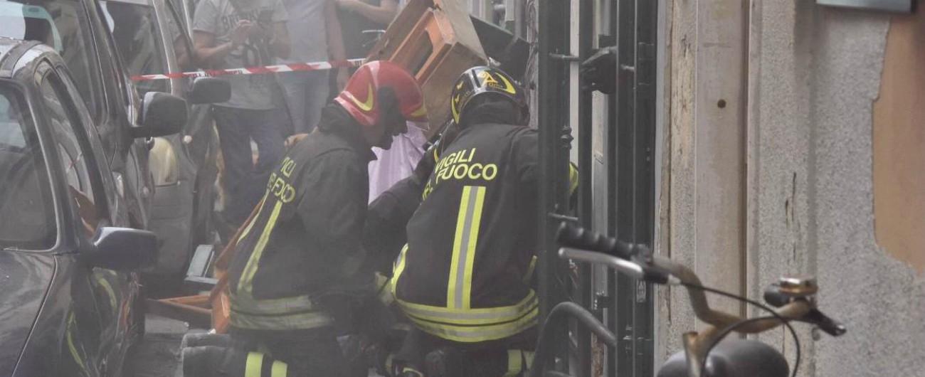 """Livorno, salva madre e figlia dopo esplosione. Nogarin: """"Cittadinanza"""". Lui: """"Non chiedo nulla, mi basta quel grazie"""""""