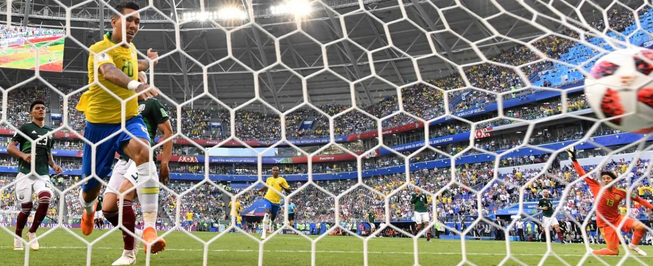 Mondiali Russia 2018, il Brasile liquida il Messico: 2-0 tra giocate e cinismo