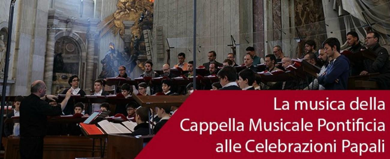 Coro della Cappella Sistina, il Papa licenzia il direttore dopo l'indagine perriciclaggio,truffa epeculato
