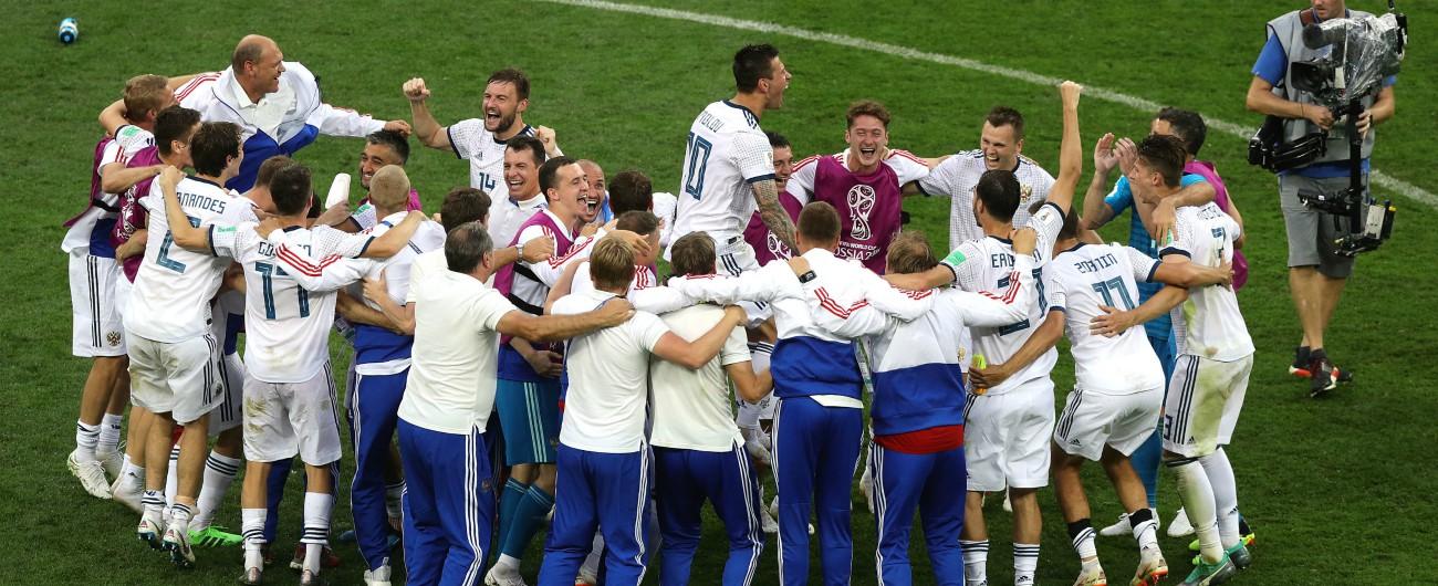 Mondiali 2018, la grande festa dei russi è ciò che voleva Putin per far digerire (e dimenticare) la riforma delle pensioni