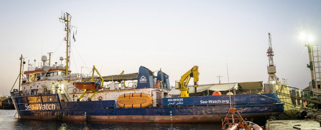 """Migranti, la nave dell'ong Seawatch sottoposta a fermo a Malta: """"Mentre ci bloccano qui, la gente sta annegando"""""""