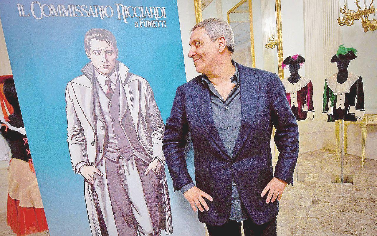 """""""Commissario Ricciardi, c'è il cadavere di un prete"""""""
