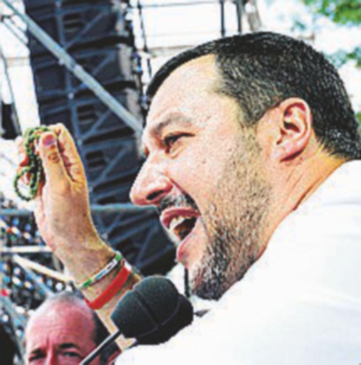 Dal Fallo Pagano al rosario di Salvini