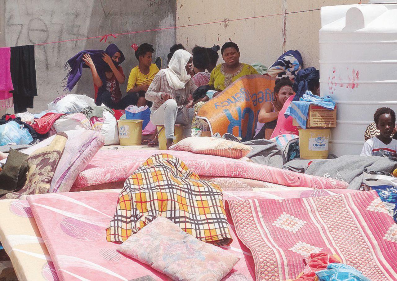 Senza ombra né speranza. Duemila fantasmi a Tajoura