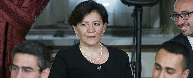 Elisabetta Trenta, consigli (non richiesti) alla ministra della Difesa
