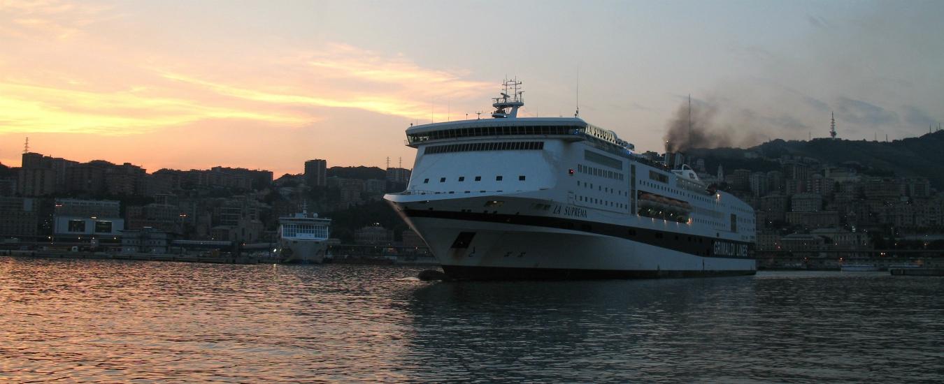 Liguria, le navi inquinano quanto delle centrali a carbone. Dobbiamo intervenire
