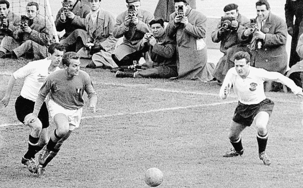 I 90 anni del calciatore chiamato presidente