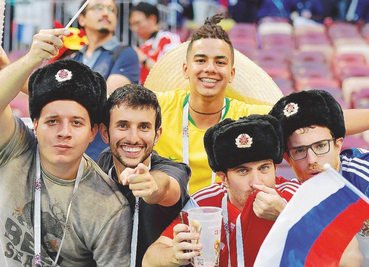 L'orgoglio russo torna ai tempi della Cccp