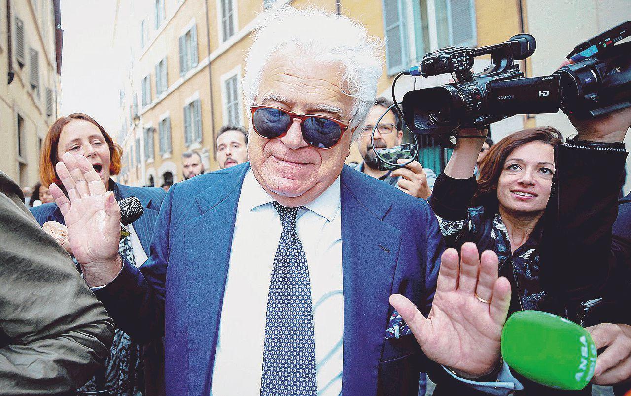 Crac Credito Fiorentino 6 anni e 10 mesi a Verdini