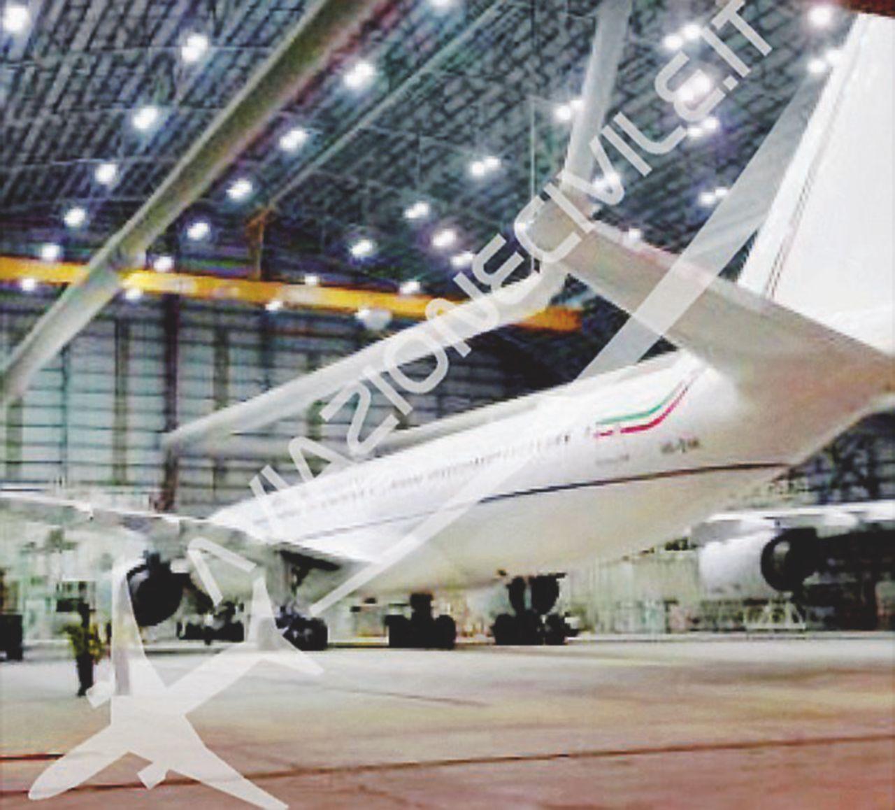 L'eredità di Renzi: ecco il contratto dell'Airbus
