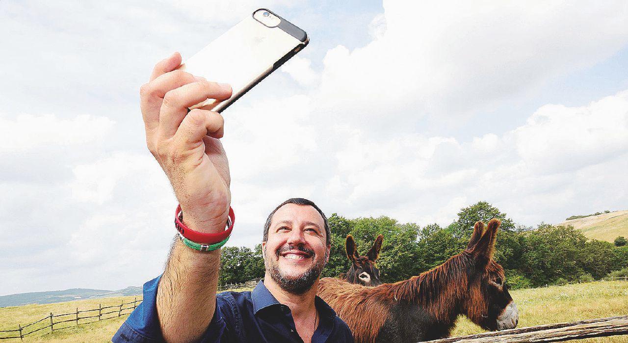 In Edicola sul Fatto Quotidiano del 4 luglio: Salvini ridotto sul lastrico