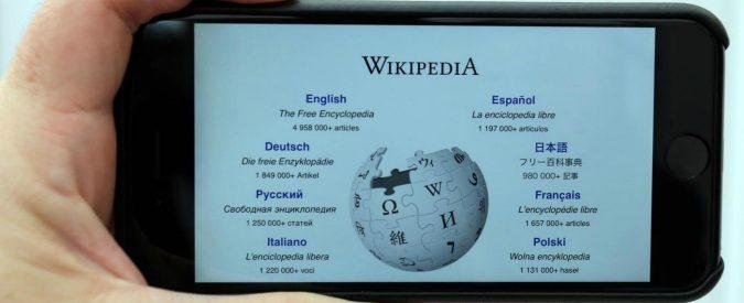 Per Google siamo tutti Wikipedia. Allora perché non ci paga?