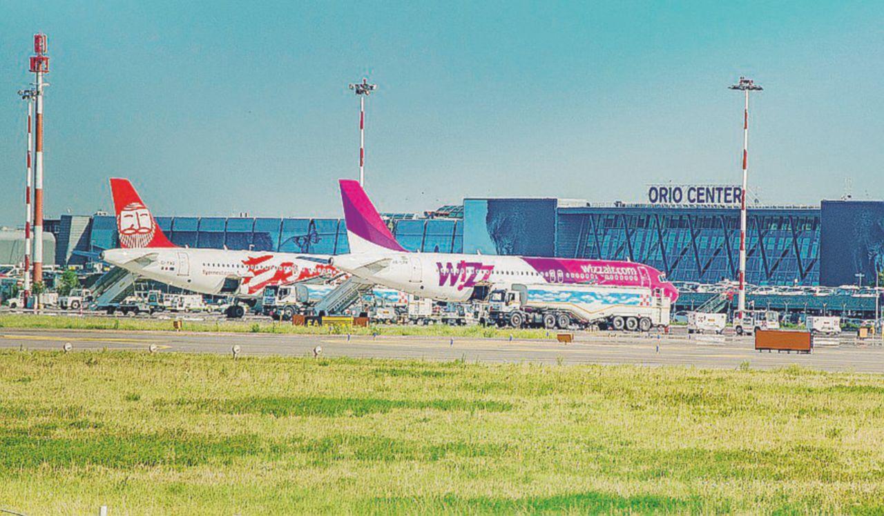 Bergamo vola. Rinascere con una pista e 12 milioni di passeggeri