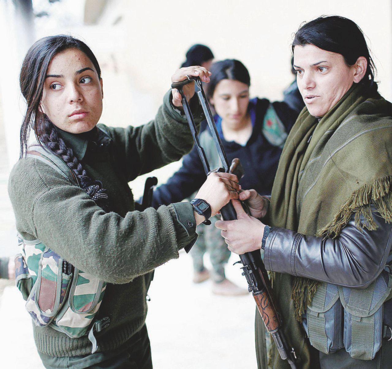 """""""Altro che Isis, per Erdogan il vero nemico sono i curdi"""""""