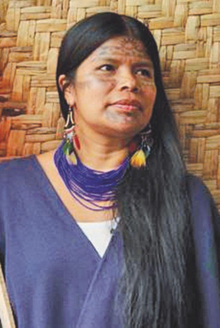 """""""Lotto per liberare l'Amazzonia dal petrolio"""""""