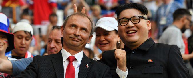 Russia 2018, le palle di Putin / L'intimidazione al tempo dei Mondiali