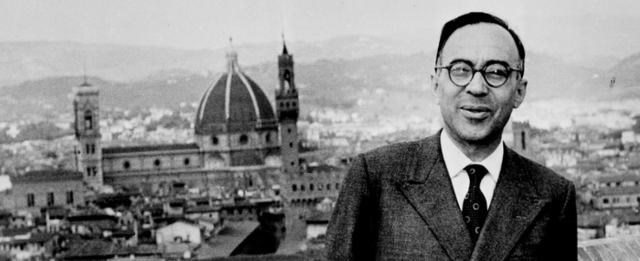 La Pira, primo passo di Bergoglio verso la beatificazione dell'ex sindaco di Firenze che voleva il dialogo con il mondo arabo