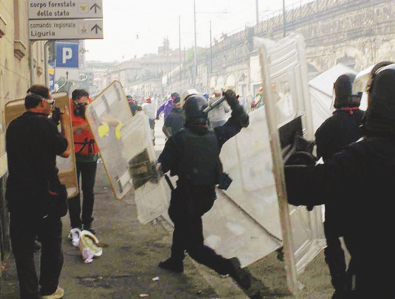 Gabrielli dai giudici di Genova per chiudere il G8 di 17 anni fa