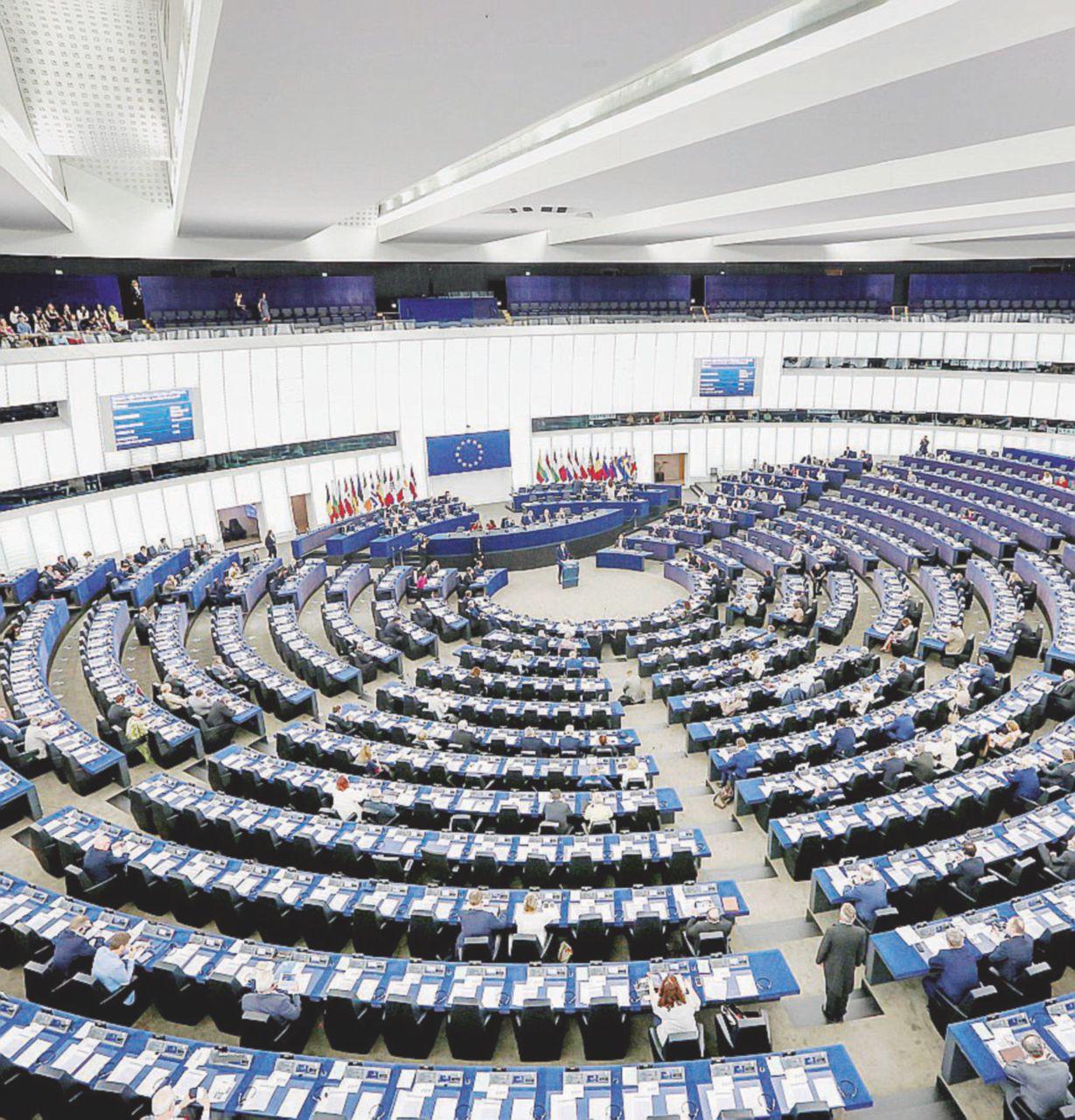 Copyright stop alla riforma il parlamento ue la boccia for Parlamento ieri