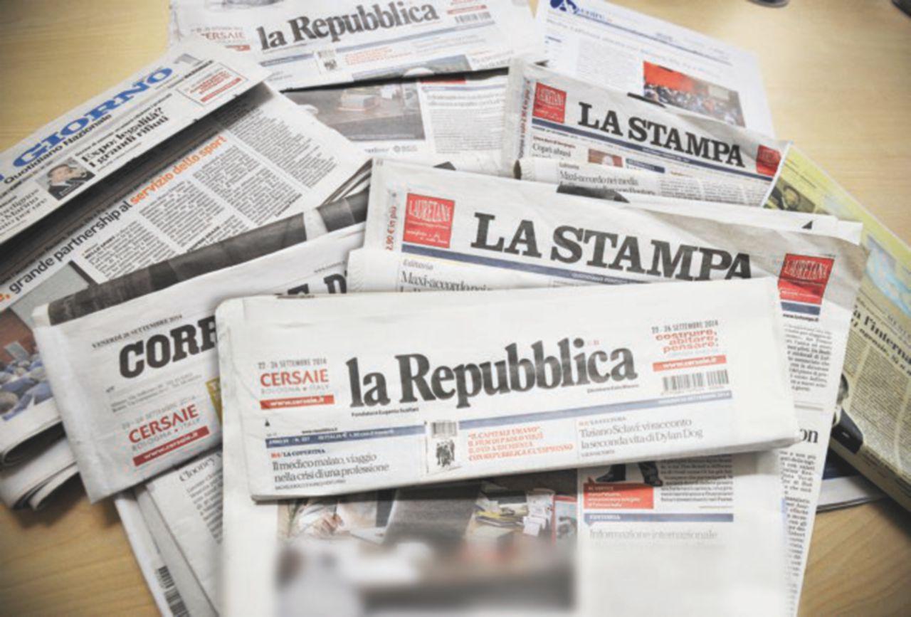 L'intreccio dei fondi pubblici ai giornali: come sono e saranno