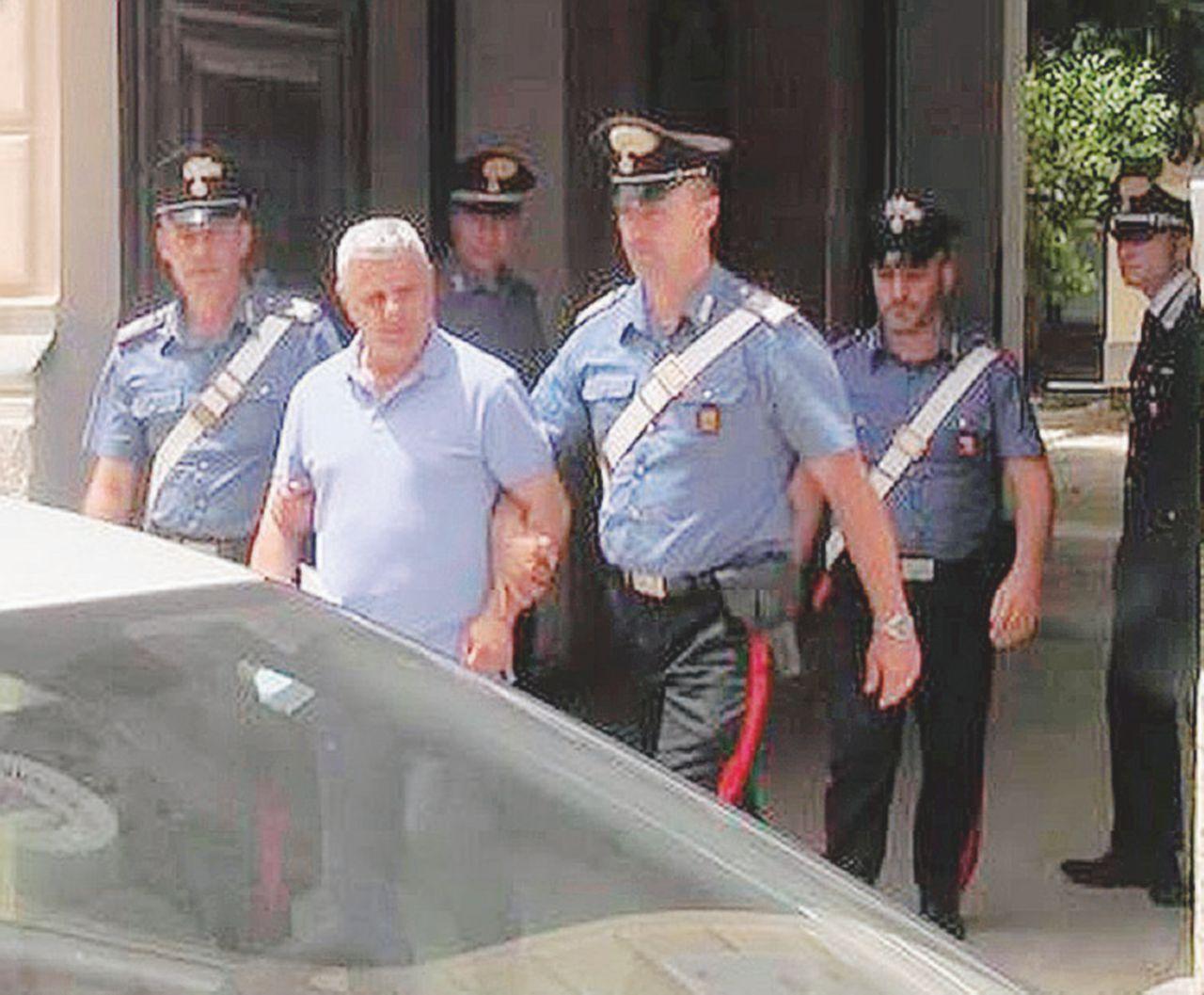 Arrestato Onofrio Fratello: condannato per mafia, gestiva coop di accoglienza