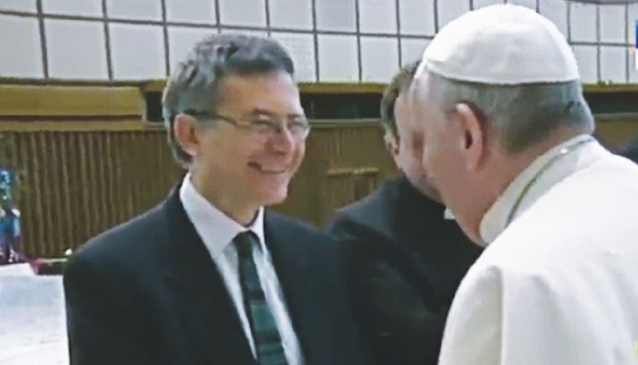 """Un laico in Curia: Ruffini """"ministro"""" di Bergoglio"""