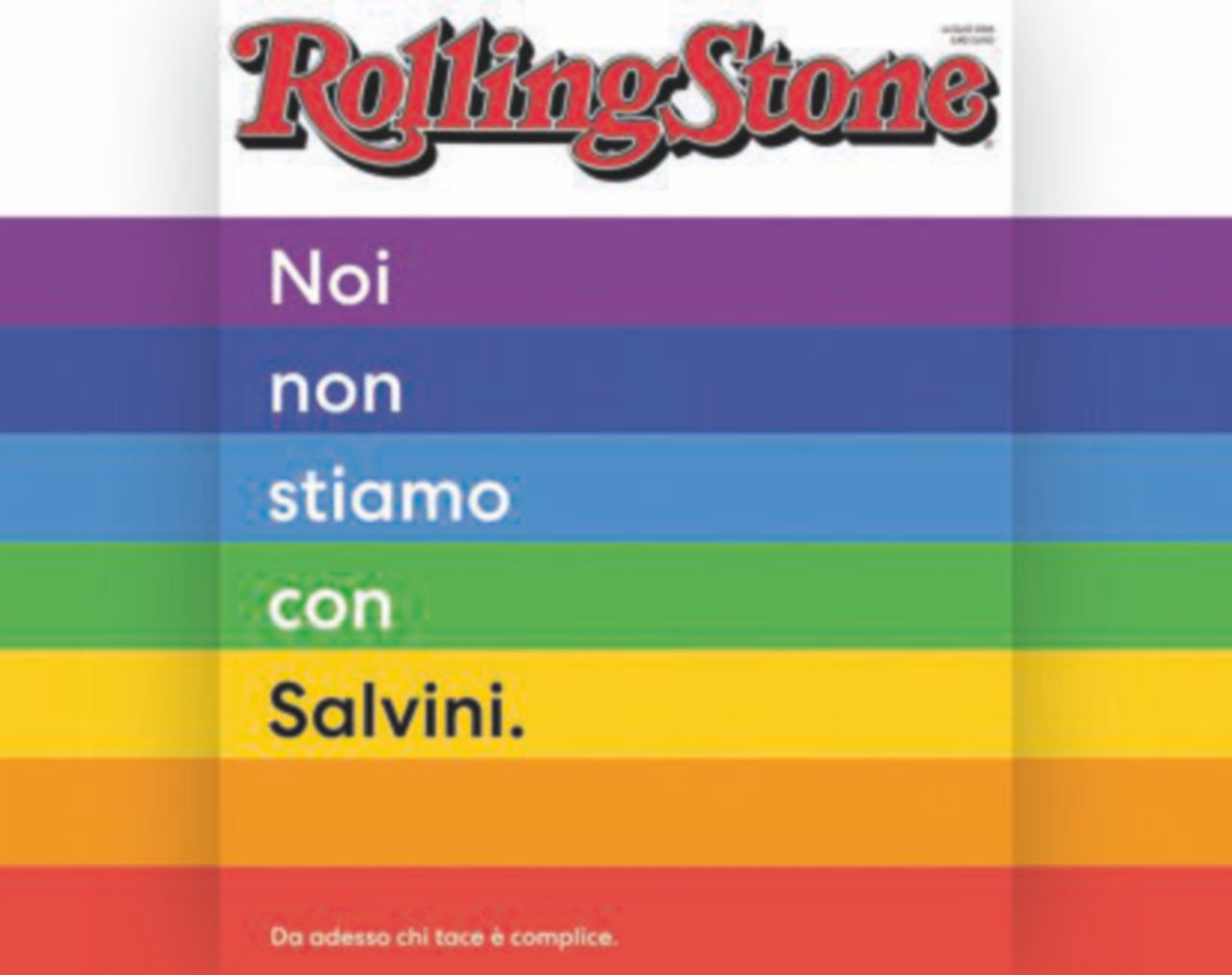 """Manifesto contro Salvini, ma scoppia la grana """"firmatari"""""""