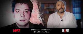 """Sekret – Speciale Trattativa su Loft, Di Matteo: """"Strage di via D'Amelio? Ipotesi è che sia stata diretta da ambienti esterni alla mafia"""""""