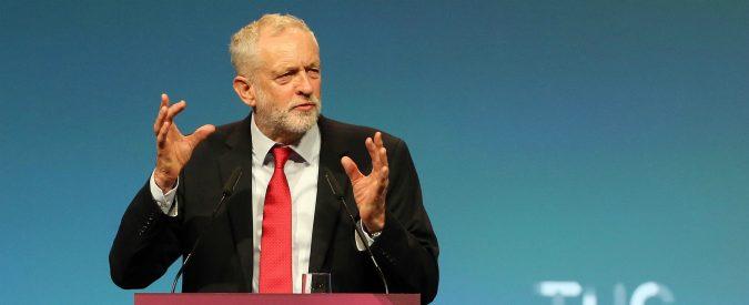 Unione europea, 'il nostro sistema sta fallendo'. Ascoltate le parole di Jeremy Corbyn, svegliatevi!