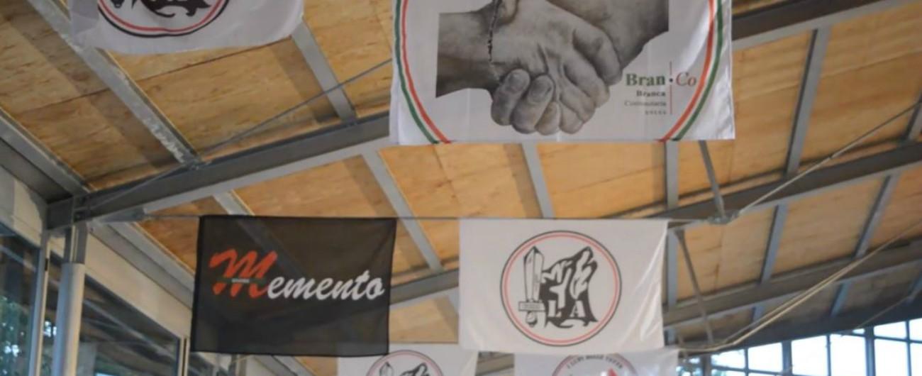 """Festa del Sole, il consigliere di Fratelli d'Italia cita il Mussolini del 1934 """"contro i Paesi del Nord Europa"""". Platea applaude"""