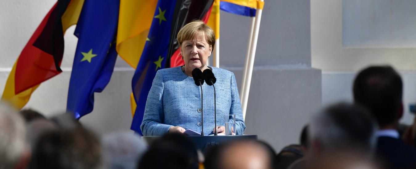 Angela Merkel non vuole più i migranti. E in Europa torna l'idea di internare i diversi