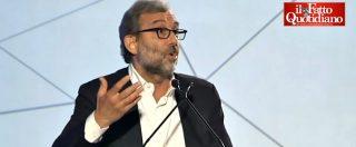 """Assemblea Pd, Giachetti: """"Rinvio del congresso è un errore fatale, siamo classe dirigente senza coraggio"""""""