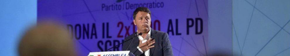 """Assemblea Pd, Renzi non molla il partito: """"Non vado via. Ci rivedremo al congresso e perderete di nuovo"""""""