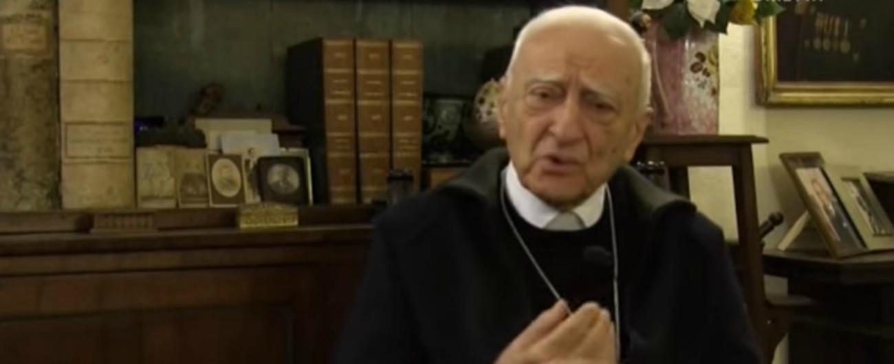 """Migranti, Bettazzi uno dei """"vescovi-coraggio"""" scrive a Conte: """"Non si usino i porti chiusi per ottenere più consensi"""""""