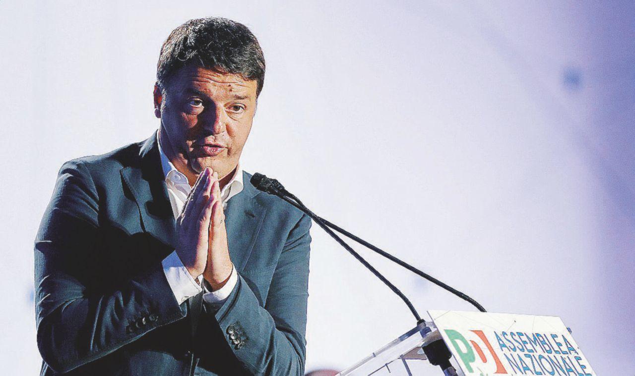 """Renzi al Pd: """"Riperderete"""". L'ultimo show contro tutti"""