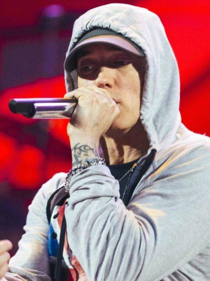 "Eminem in concerto a Milano: in 80mila all'Area Expo per ""Slim Shady"""