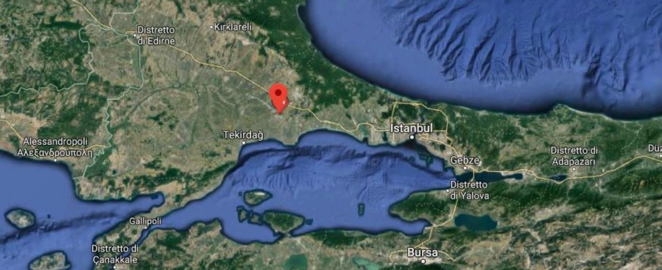 Turchia, treno deraglia nel Nord-Ovest: almeno 24 morti, oltre 70 i feriti
