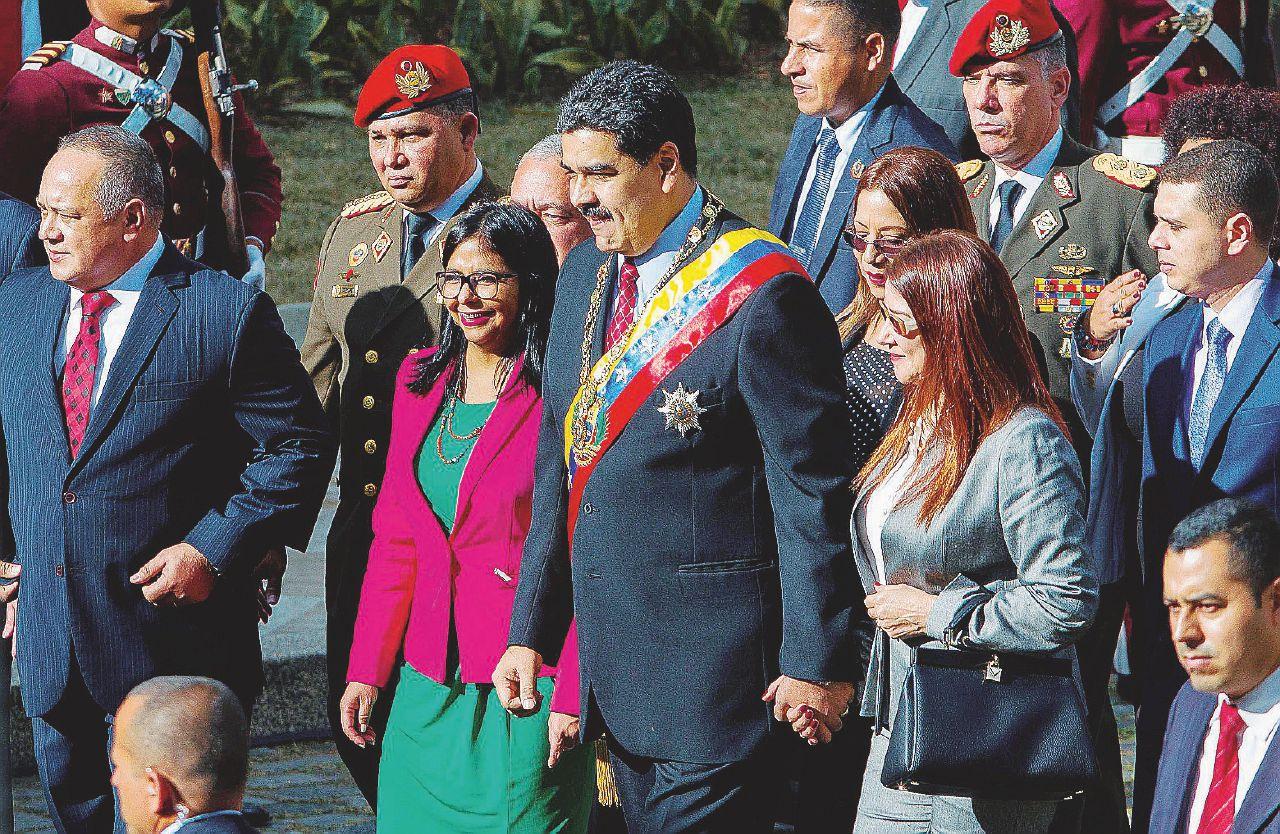 Miss Delcy, la lady di ferro pronta per il dopo Maduro