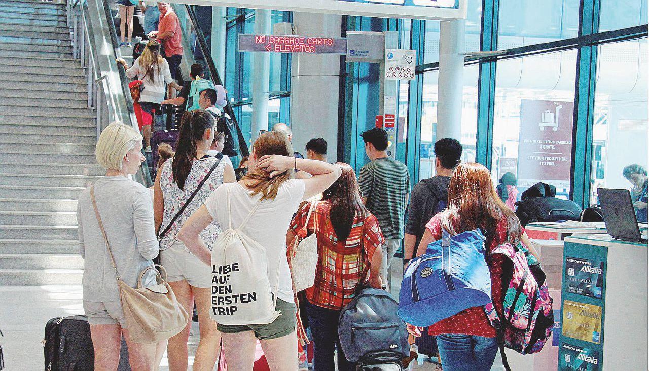 Il pacco in vacanza: i diritti di passeggeri e viaggiatori