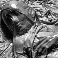 Il figlio velato – Bozzetto in argilla