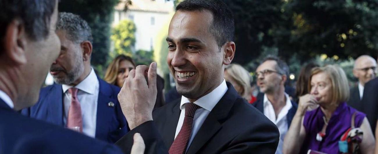 """Decreto Dignità, Di Maio: """"Modifiche? Migliorare significa solo aggiunte. Il M5s non arretrerà sulle norme"""""""