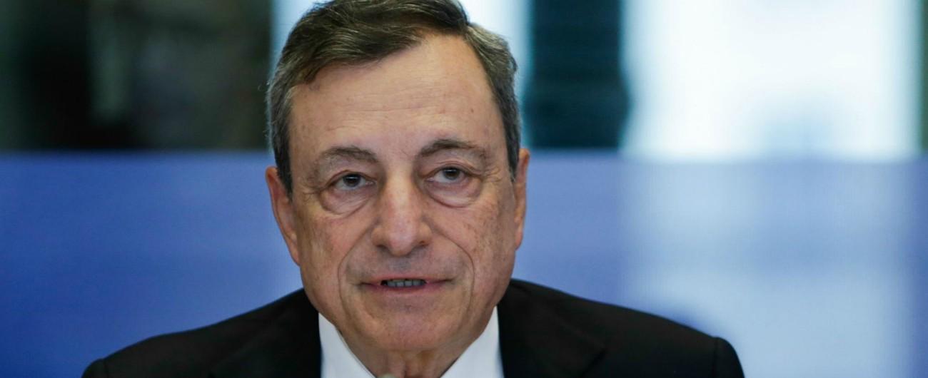 """Spread, """"la Bce studia nuova operazione di acquisti per limitare l'aumento dei tassi sui titoli di Stato"""""""