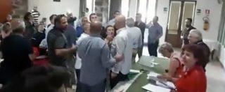 Pd, all'assemblea regionale dei dem in Sardegna non torna il numero legale. Urla e spintoni tra Soru, Lai e Marroccu