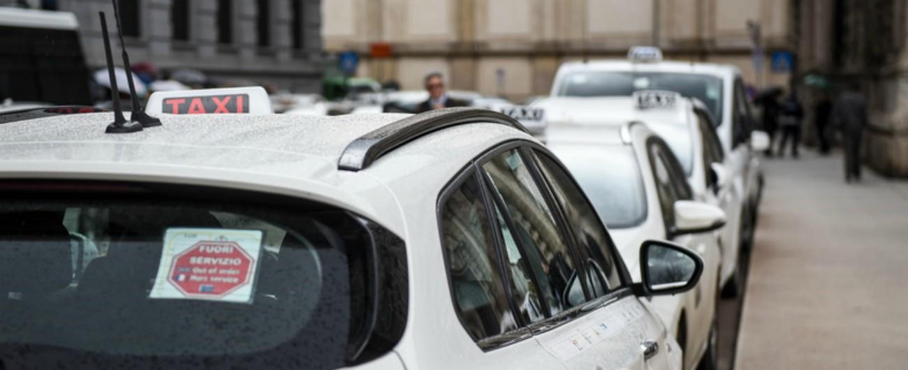 Antitrust contro cooperative radiotaxi di Milano e Roma: vincolo di esclusiva lede la concorrenza