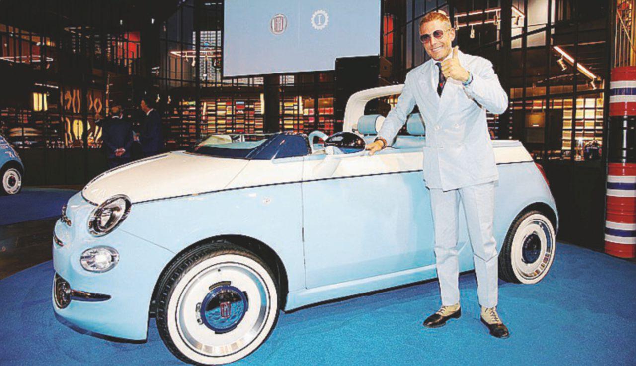 """Fiat 500 Spiaggina, l'omaggio alla """"Dolce vita"""""""