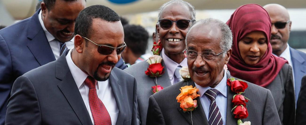 Etiopia ed Eritrea, prove di pace tra i due Paesi: siglato un accordo storico per fermare i conflitti