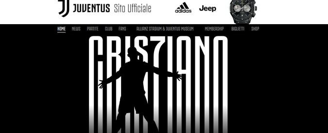 Cristiano Ronaldo Alla Juve E Ufficiale Il Portoghese A Torino Per