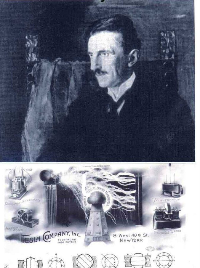 Nikola Tesla day: il genio dell'elettricità faceva davvero paura alle élite?